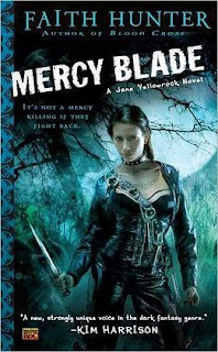 Mercy Blade by Faith Hunter (Jane Yellowrock #3)
