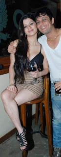 kainaat Arora Hot Boobs Press