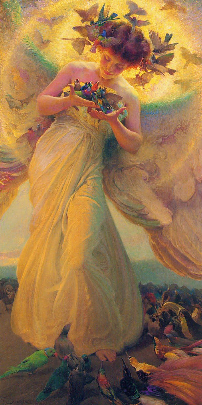 franz dvorak angel