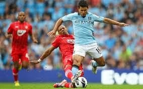 Southampton 1 - 1 Manchester City