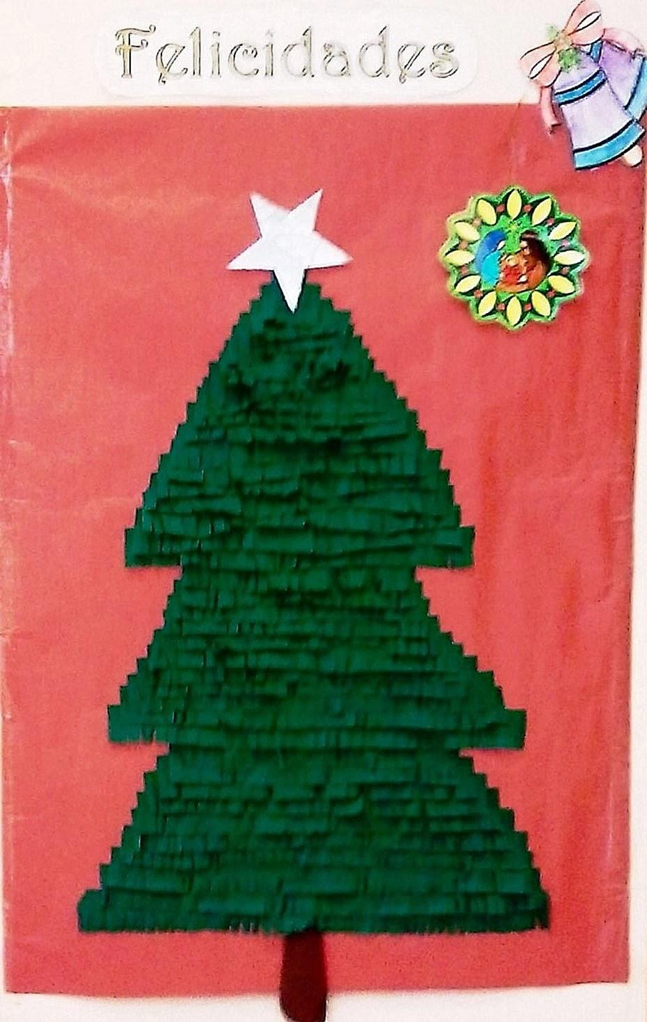 Desde los molinos murales de navidad - Murales decorativos de navidad ...