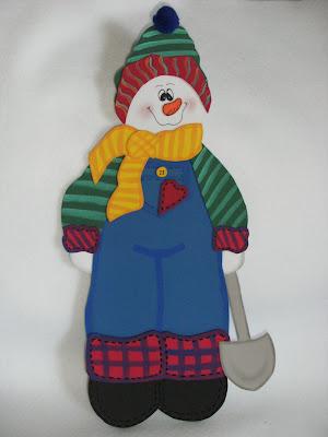 Muñeco de nieve de la web DSCF0969