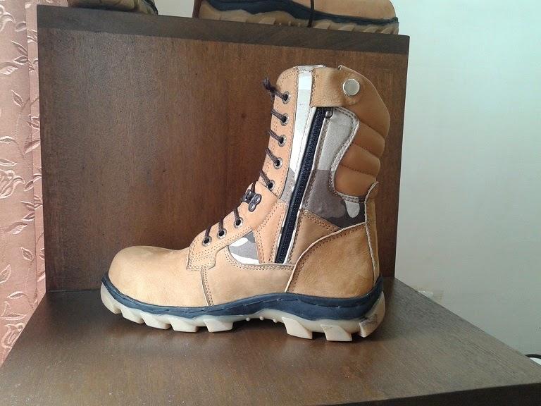 Sepatu Safety Boot Artis Buat Turing