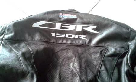 jaket ekslusif hadiah pembelian CBR lokal