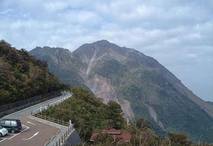 Gunung Unzen