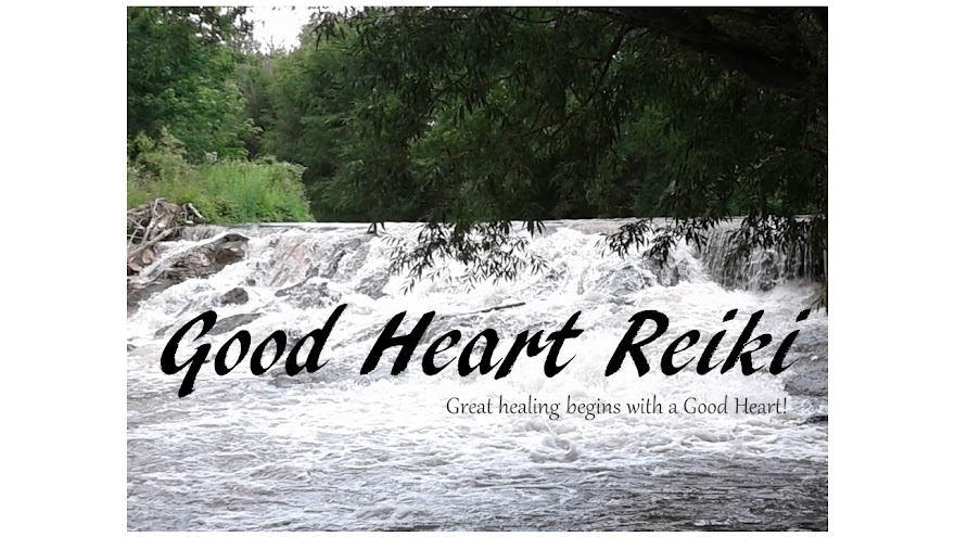 Good Heart Reiki