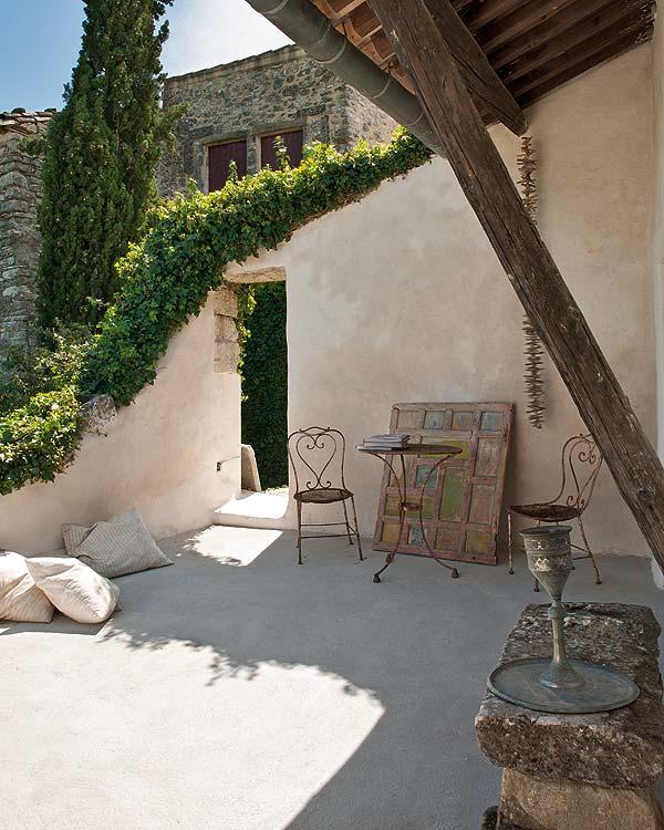 Home esencia de brocanterie en una casa de campo shabby chic virlova style - Casas en la provenza ...
