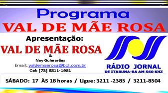 Programa Val de Mãe Rosa