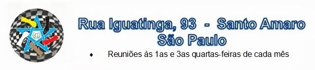 ENDEREÇO DO TEMPLO