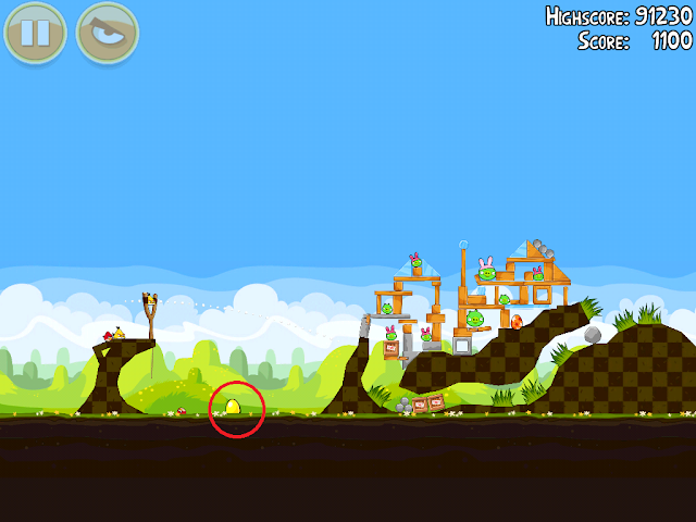 Angry Birds Seasons: Easter Eggs 1-8 (2)