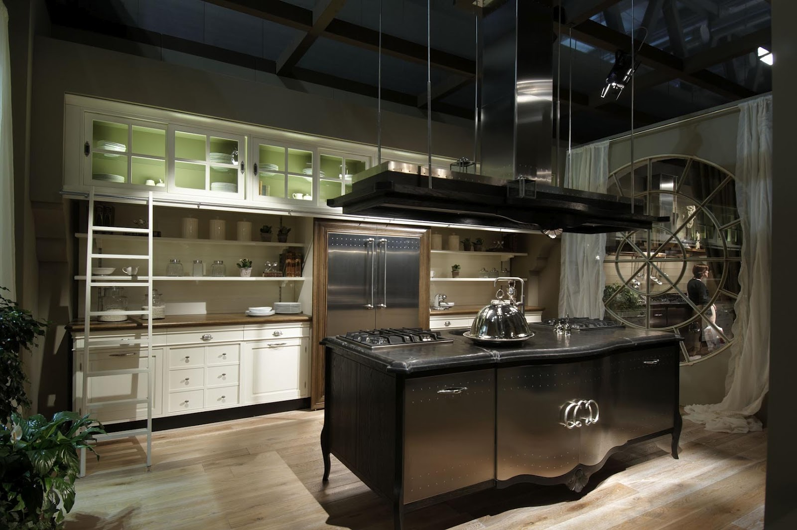 Pin marchi group cucine disegnate e costruite in italia on - Cucine marchi group ...