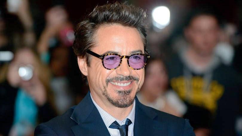 Robert Downey, Jr. O homem de Ferro é a 10 °  celebridade mais poderosa do mundo.