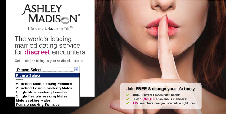 ashley madison cost per month