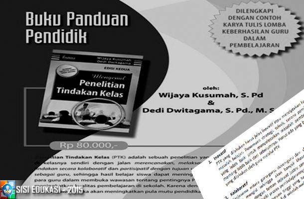 Bagaimanakah Metodologi Penelitian Tindakan Kelas (PTK) oleh Wijaya Kusumah