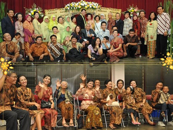 pemberkatan wedding