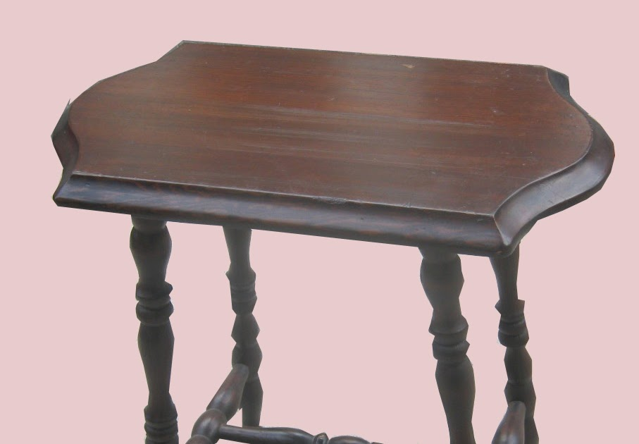 Uhuru Furniture Collectibles 1930s End Table Sold