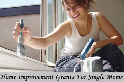 Home Improvement Grants For Single Moms