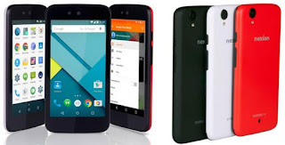 Review Android One Nexian