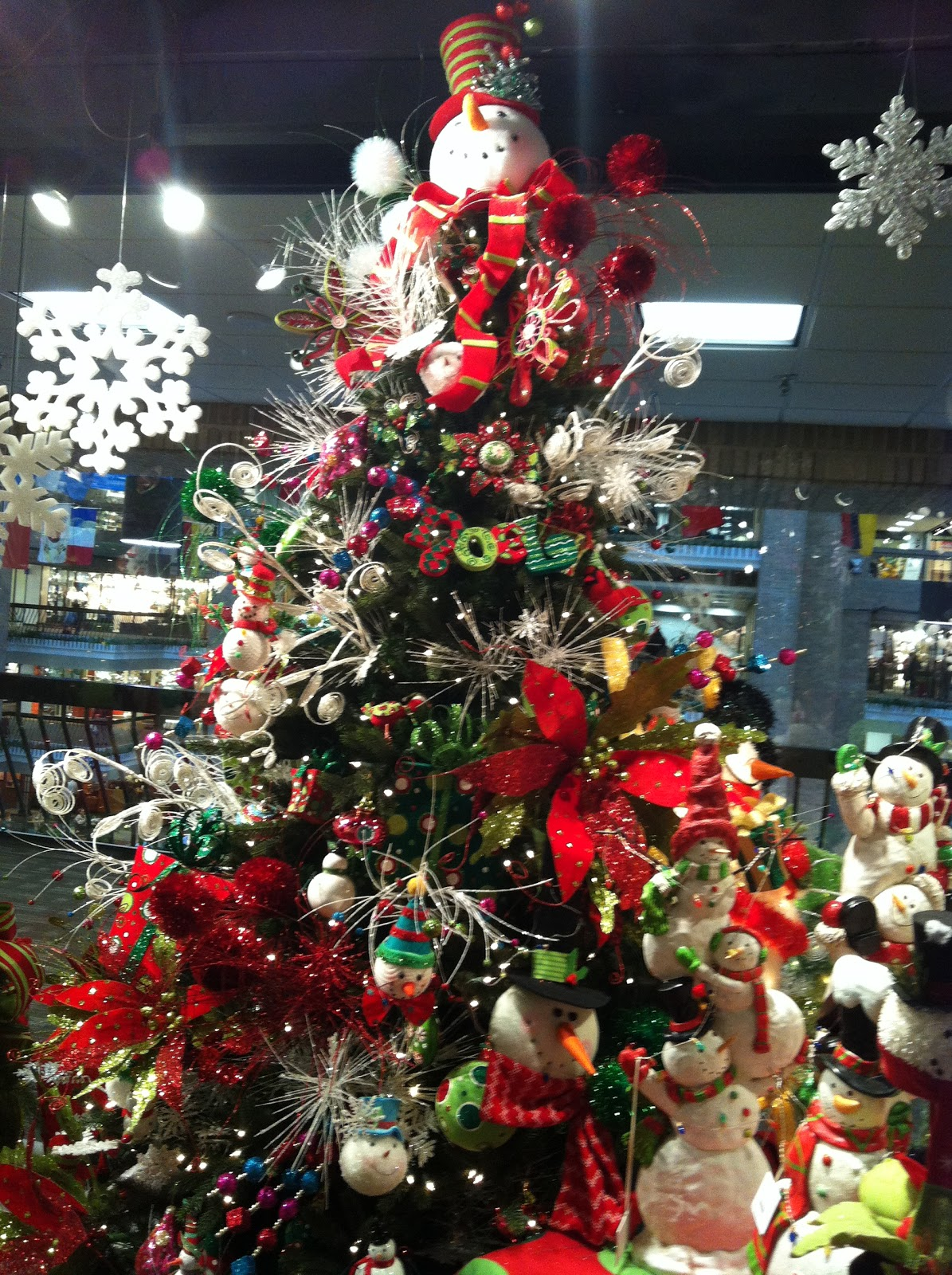 Kristen 39 S Creations Christmas Tree Decorating Ideas