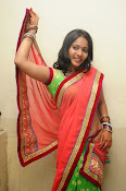 Mithra half saree photo shoot-thumbnail-13