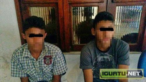 Menores furtam escola, armas e moto em Cariús