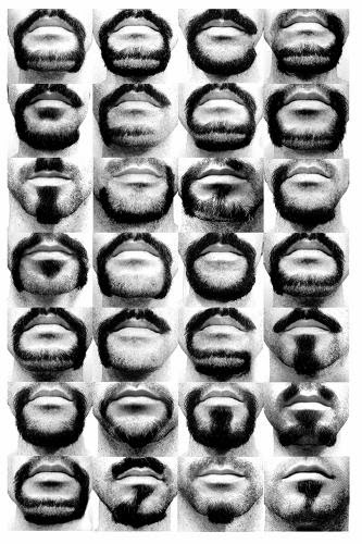 http://www.fastcodesign.com/3026543/a-designer-shaves-his-beard-into-every-letter-of-the-alphabet#1