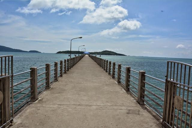 Rawai Beach Phuket pier