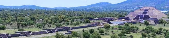 TEOTIHUACÁN PANORAMICO