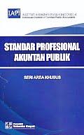 AJIBAYUSTORE  Judul Buku : Standar Profesional Akuntan Publik - Seri Area Khusus Pengarang : Institut Akuntan Publik Indonesia (IAPI) Penerbit : Salemba Empat