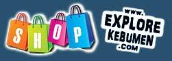 Explore Kebumen Shop