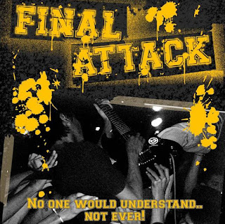 Final Attack Band Punk Hardcore Jakarta