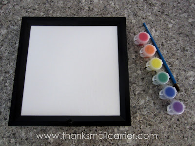 canvas art kit