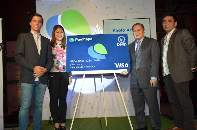 PayMaya Instant VISA Card Philippines