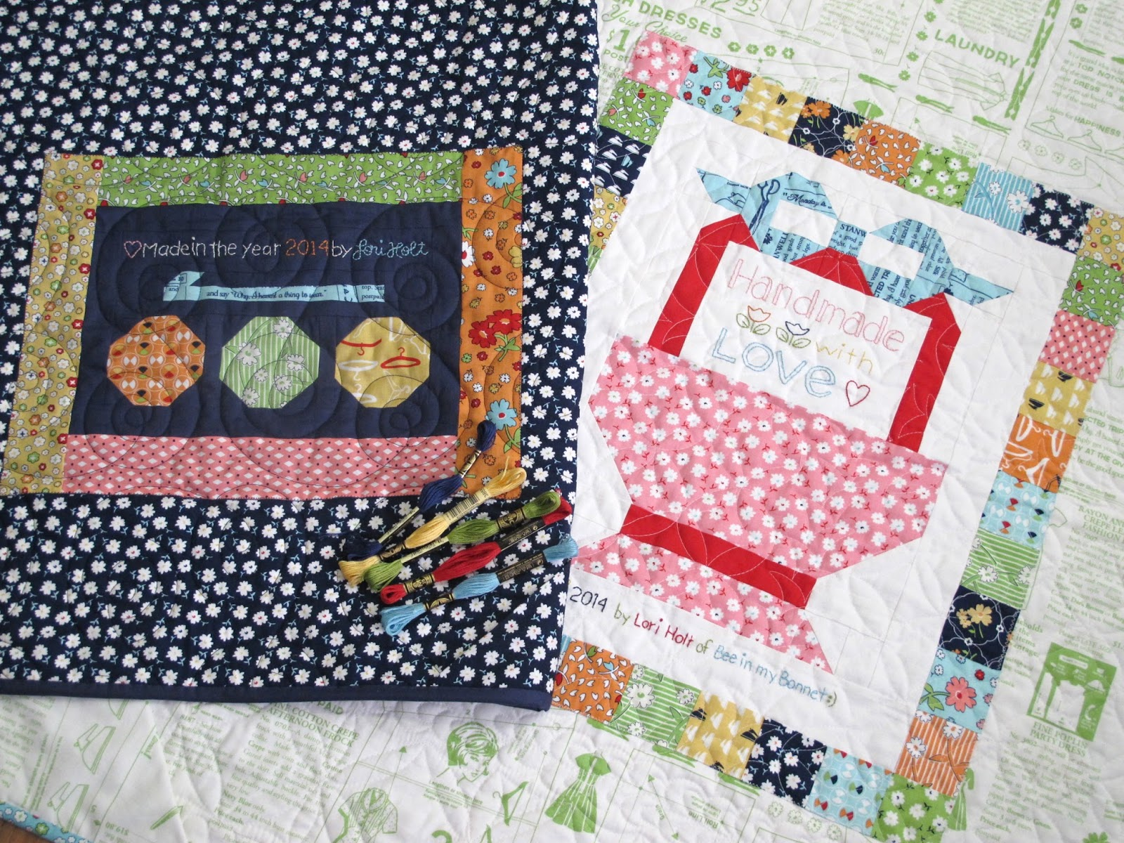 Giveaway! Lori Holt and Great Granny Squared