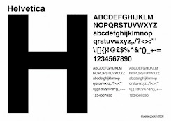 The Art of the Font Sheet