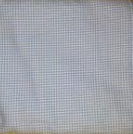 Tecido para sacos - Azul quadradinhos pequenos