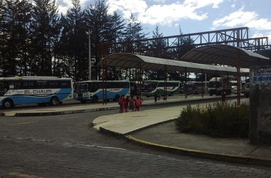 Terminal Terrestre de Machachi