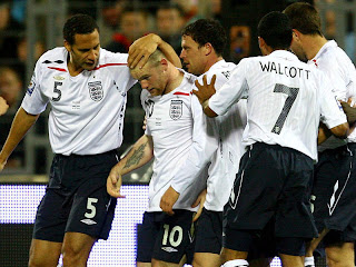 euro 2012 wallpaper Team england