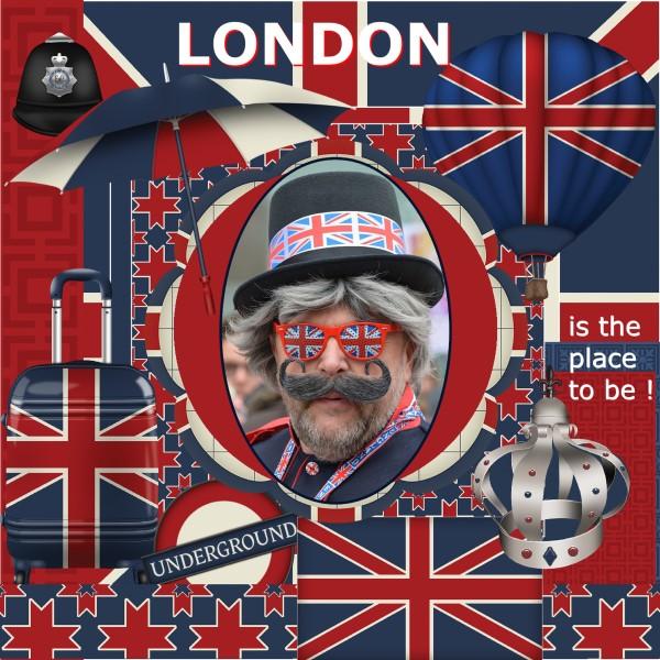Feb. 2016 – London 3