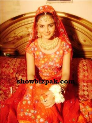 Beenish Chauhan Wedding Pics