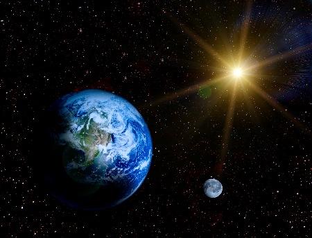 Resultado de imagem para imagens de sol lua e estrelas