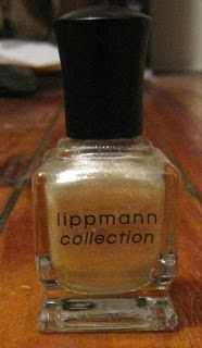 Deborah Lippmann, Deborah Lippmann Believe, nail polish, nail varnish, nail lacquer, Cher, nails, manicure, gold nails