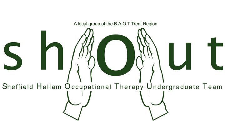 SHOUT: Sheffield Hallam Occupational Therapy Undergraduate Team