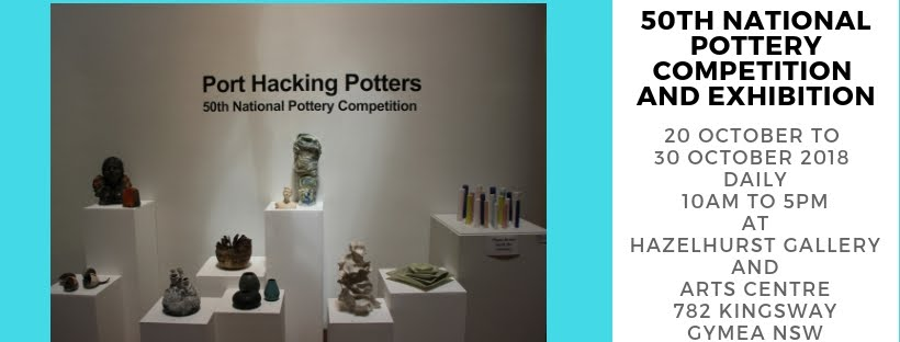 Port Hacking Potters Group