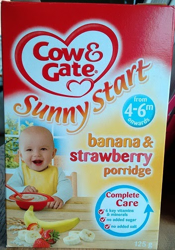 cow and gate porridge
