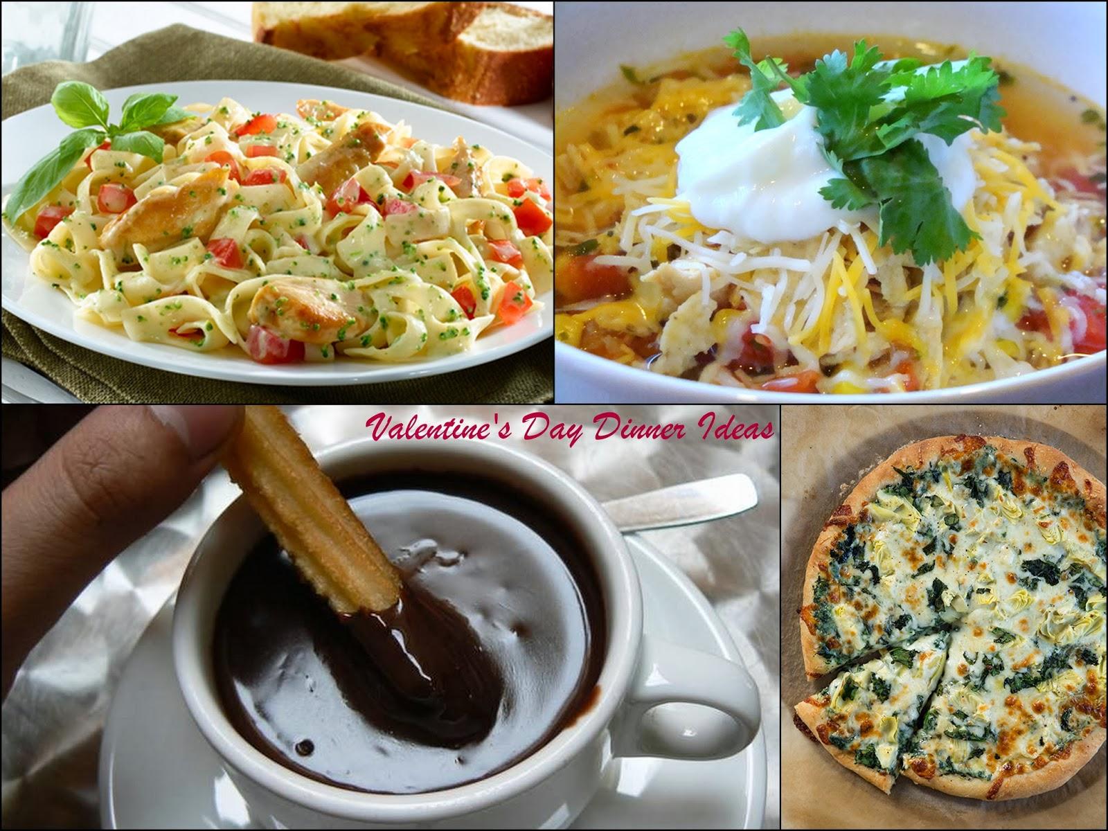 Valentine Day's Dinner Idea