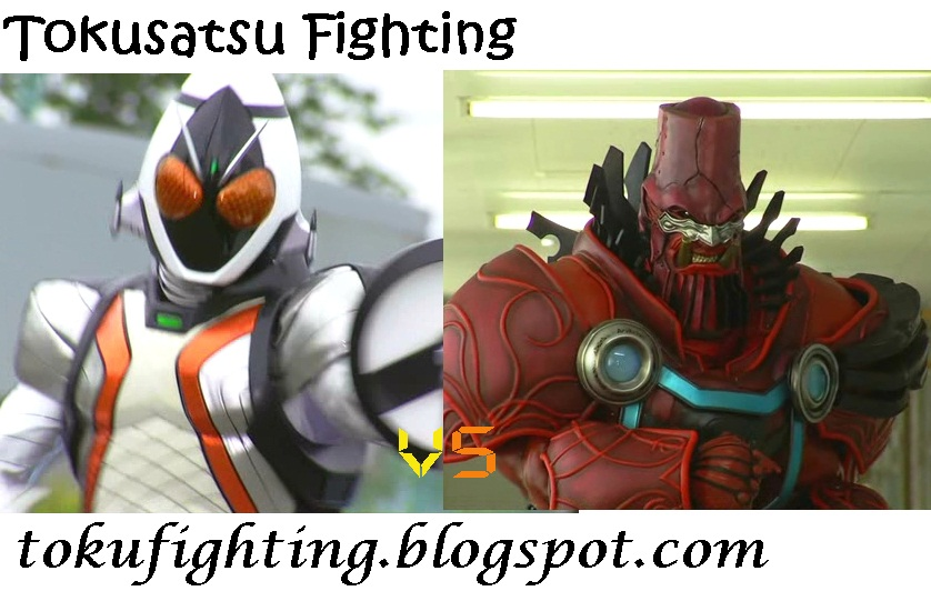 Tokusatsu Fighting