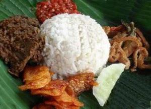 Resep Nasi Kucing, cara membuat nasi kucing, menu nasi kucing khas yogyakarta