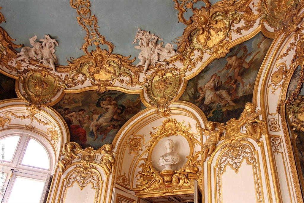 Sculpture ornementale patrick damiaens h tel de soubise palais de la ville paris des - Hotel miroir plafond paris ...
