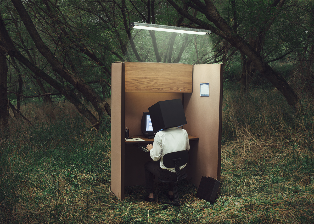 13-Workplace-Logan-Zillmer-Surreal-Conceptual-Photography-with-a-sprinkle-of-Magritte-www-designstack-co